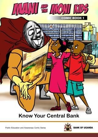 Know Your Central Bank (c) Bank of Uganda
