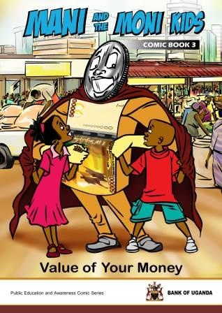 Value of Your Money (c) Bank of Uganda