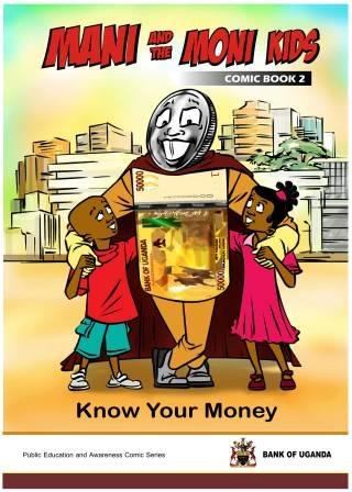 Know Your Money (c) Bank of Uganda